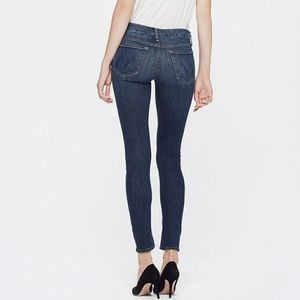 26 Mother The Looker Here Kitty Kitty Skinny Jeans